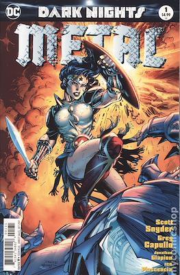 Dark Nights: Metal (Variant Covers) (Comic Book) #1.2