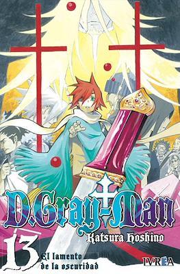 D.Gray-Man (Rústica con sobrecubierta) #13