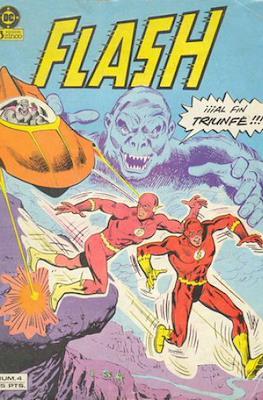 Flash (1984-1985) (Grapa, 38 páginas) #4