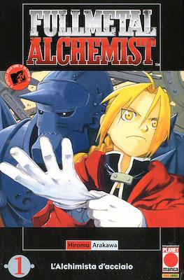Fullmetal Alchemist: L'alchimista d'acciaio
