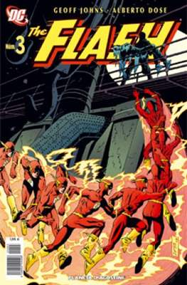 Flash (2005-2007) (Grapa, 24-48-72 pp) #3