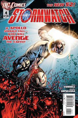 Stormwatch (2011) #4