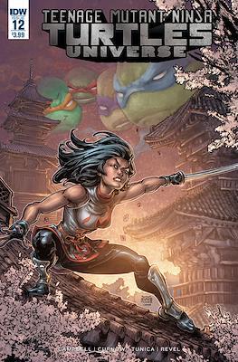 Teenage Mutant Ninja Turtles Universe #12