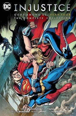 Injustice: Gods Among Us - The Complete Collection (Digital Collected) #4