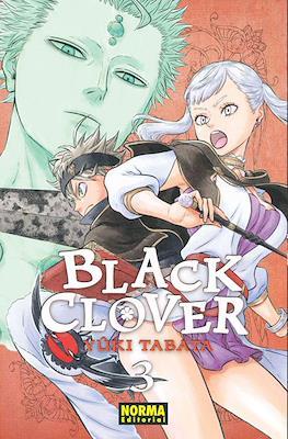 Black Clover (Rústica con sobrecubierta) #3