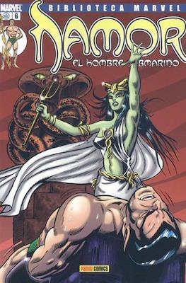 Biblioteca Marvel: Namor (2006-2007) #6