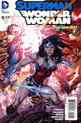 Superman / Wonder Woman (2013-) #15