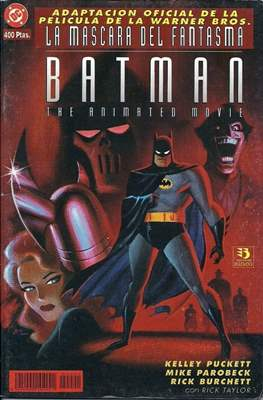 Batman. The Animated Movie: La Máscara del Fantasma