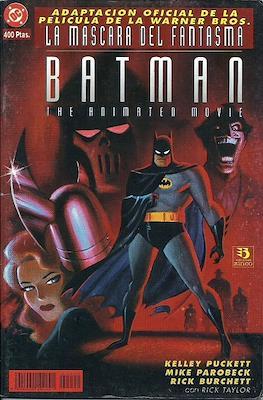 Batman. The animated movie: La máscara del Fantasma