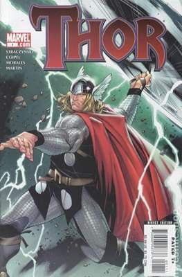 Thor / Journey into Mystery Vol. 3 (2007-2013)