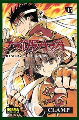 Tsubasa: Reservoir Chronicle #13