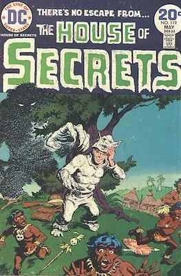 The House of Secrets (Grapa) #119