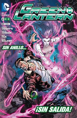 Green Lantern. Nuevo Universo DC / Hal Jordan y los Green Lantern Corps. Renacimiento (Grapa) #22