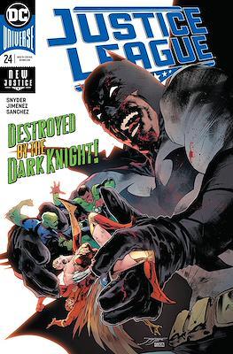 Justice League vol. 4 (2018- ) (Comic Book) #24