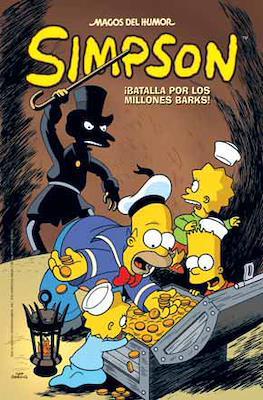 Magos del humor Simpson #50