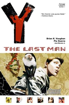 Y: The Last Man (Softcover) #1