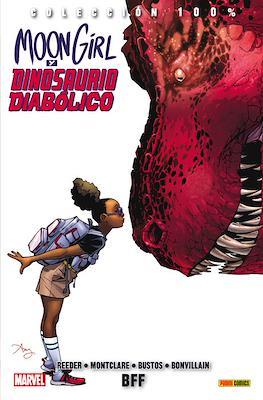 Moon Girl y Dinosaurio Diabólico. 100% Marvel HC