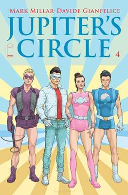 Jupiter's Circle (comic-book) #4
