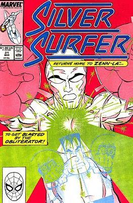 Silver Surfer Vol. 3 (1987-1998) #21