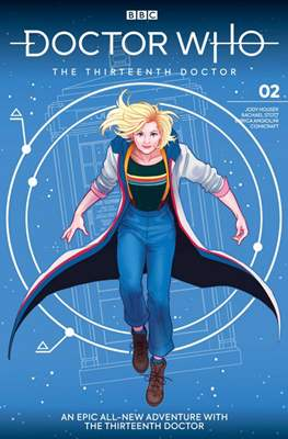 Doctor Who: The Thirteenth Doctor (Comic book) #2