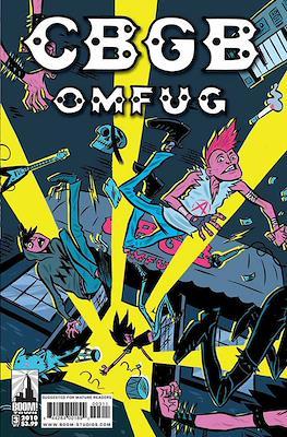 CBGB OMFUG (Comic Book) #3