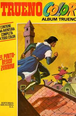 Trueno Color (Rústica, 64 páginas (1970)) #16
