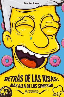 Detrás de las risas: Más allá de los Simpson (Cartoné 240 pp)