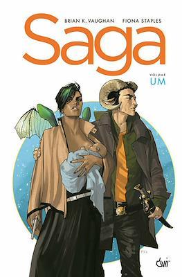 Saga (Capa Dura) #1