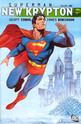 Superman New Krypton (Hard Cover 176 pages) #1
