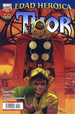 Thor / El Poderoso Thor / Thor - Dios del Trueno / Thor - Diosa del Trueno / El Indigno Thor (2011-) (Grapa) #3