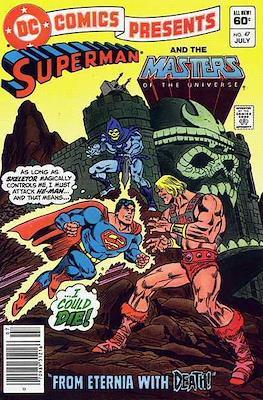 DC Comics Presents: Superman (Grapa) #47