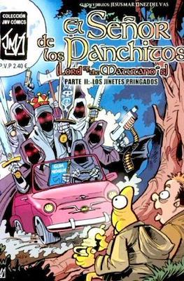 El Señor de los Panchitos (Lord of the Matutano's) (Grapa) #2