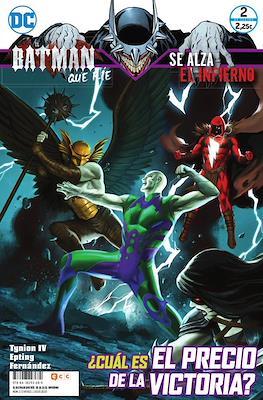 El Batman que ríe: Se alza el infierno #2