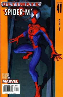 Ultimate Spider-Man (2000-2009; 2011) (Comic-Book) #41