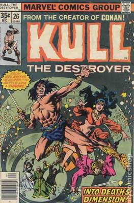 Kull the Conqueror / Kull the Destroyer (1971-1978) (comic-book) #26