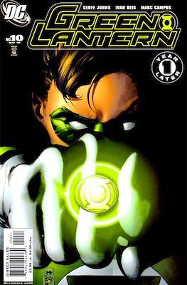 Green Lantern Vol. 4 (2005-2011) (Comic book) #10