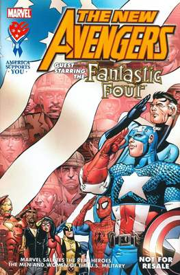 America Supports You: Marvel Salutes the Real Heroes, the Men and Women of the U.S. Military