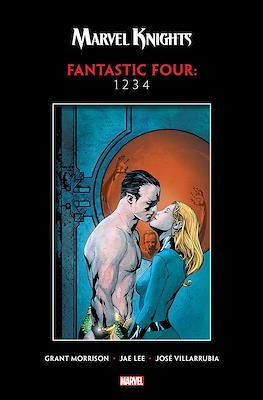 Marvel Knights Fantastic Four: 1234