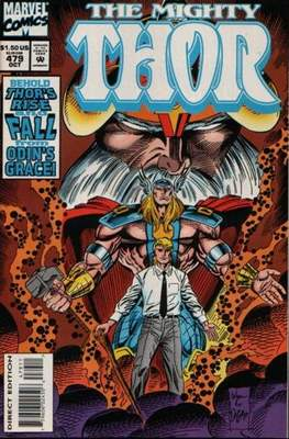 Journey into Mystery / Thor Vol 1 (Comic Book) #479