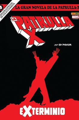 La gran novela de la Patrulla-X (Cartoné 120 pp) #3
