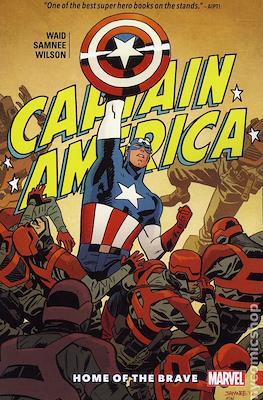 Captain America Vol. 8 (2017-2018) (Softcover 152 pp) #1