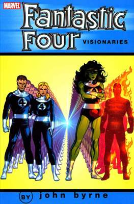 Fantastic Four Visionaries: John Byrne (Softcover) #6