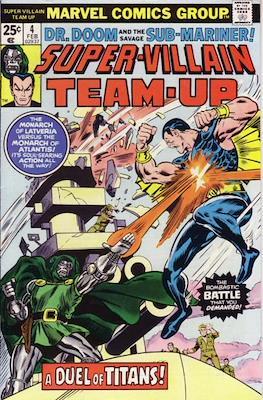 Super-Villain Team-Up (1975-1980) #4
