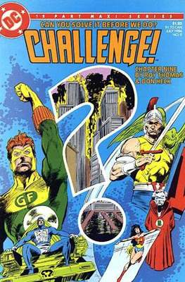 Challenge! (Grapa) #9