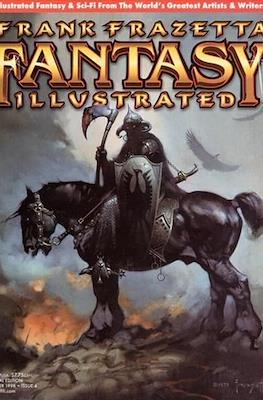 Frank Frazetta Fantasy Illustrated (Magazine) #4