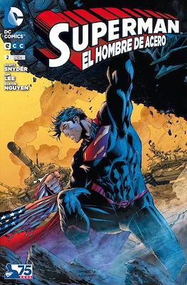Superman: El hombre de acero (2013-2015) (Grapa) #2