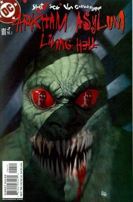 Arkham Asylum: Living Hell (Grapa) #4