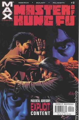 Shang-Chi: Master of Kung Fu (2002-2003) (Grapa) #2