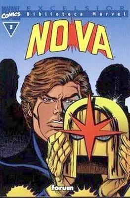 Biblioteca Marvel: Nova (2001) (Rústica 160 pp) #3
