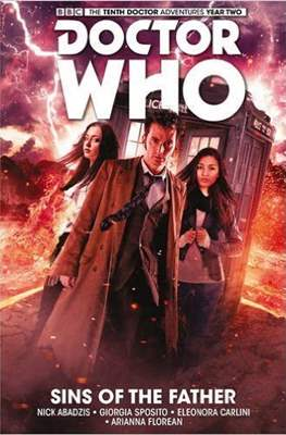 Doctor Who: The Tenth Doctor (Hardcover) #6